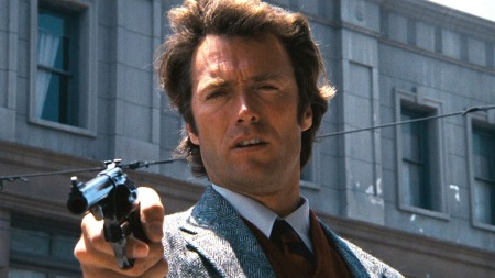 Image result for dirty harry, pointing 357, photos