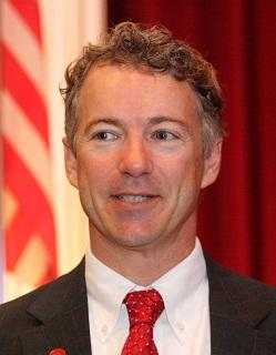 Senator Paul, forever young.