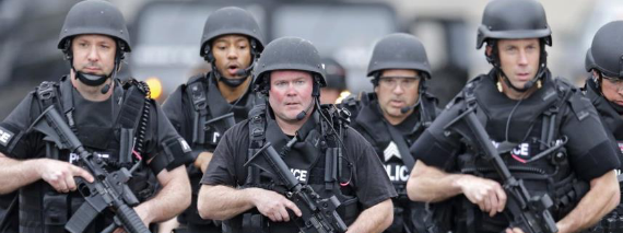 Texas-Police