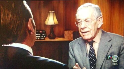 """Safer interviews """"President Frank Underwood."""" Morley, Morely, Morely..."""