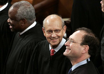 laughing Scotus