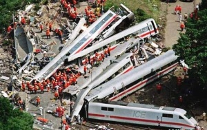 Maybe it's all the same train wreck after all....