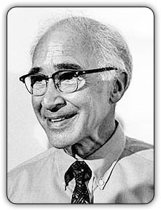 The late Prof. George Wald, the best teacher I ever had. In biology, not political science. George did not acknowledge the distinction.