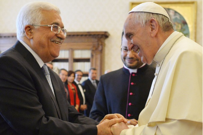"""The Pope and """"the Angel of Peace""""..."""