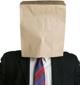This is Harry Reid, but I just can't stand looking at the man any more, so I put a bag over his head....