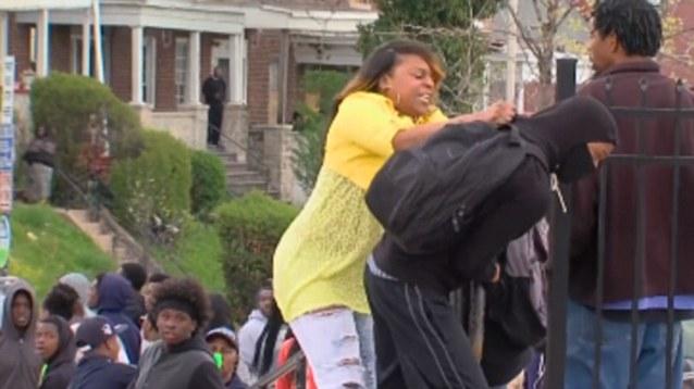 Baltimore mom