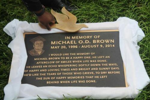 Brown memorial