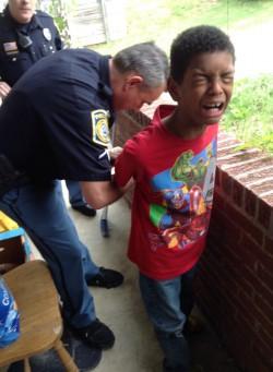 Fake Arrest