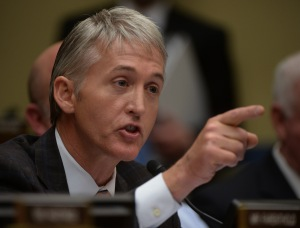 Somebody tell Rep. Gowdy that his committee's investigation is futile. The news media and the public just don't mind being lied to any more.