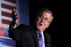 Enough about Iraq, Jeb: When did you stop beating your wife?