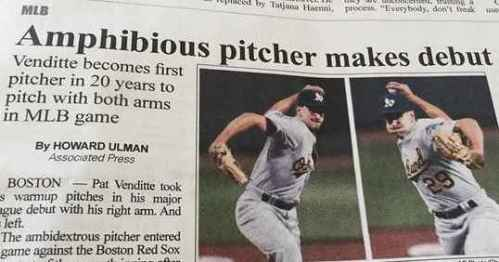 Amphibious-Pitcher