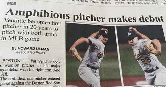Amphibious-Pitcher