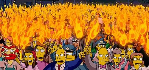 Springfiled mob