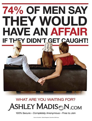The Ashley Madison Files · Gee, what a great company. Why would anyone want  to harm it?