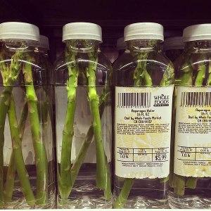 asparagus-water