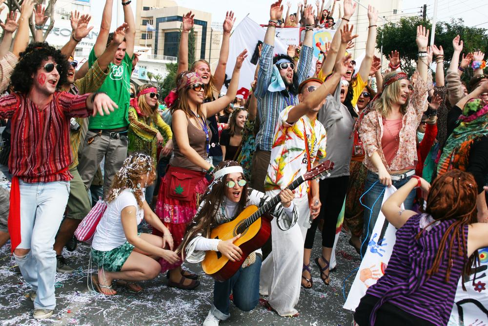 Hippies | gerndvrlistscom