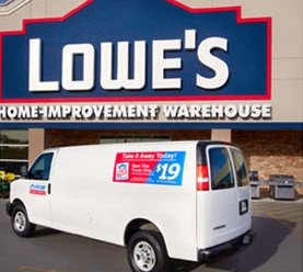 Now, if Lowe's drivers had law degree's, this would be a different story....