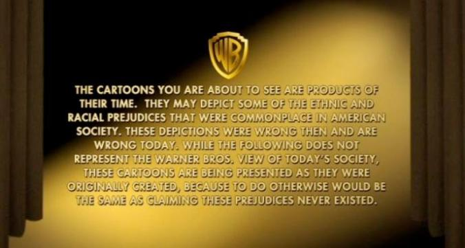 Warner Brothers Warning