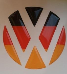 GermanFlagVW