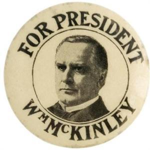 Mckinley Button