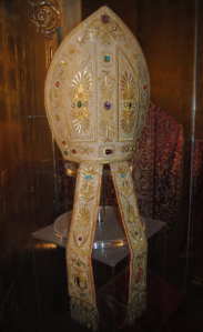 Papal Mitre