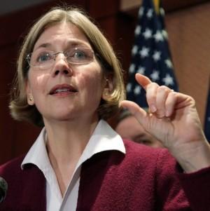 Senator Warren, who is always right.