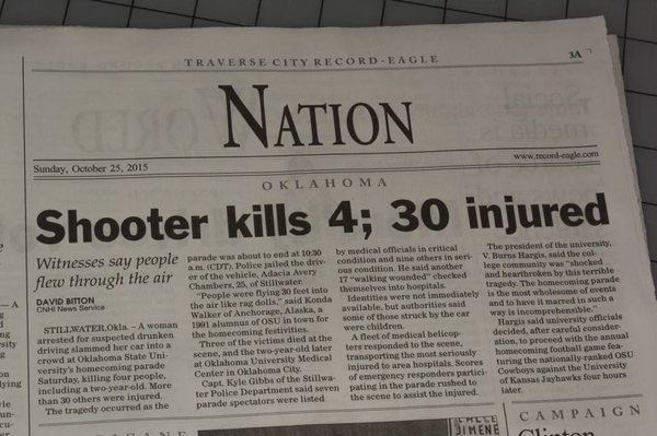 Fake Front Page