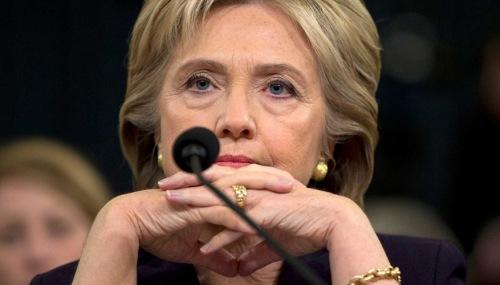 Hillary testifies