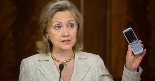 HillaryClinton phone