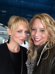 The co-founders of Peeple. I don't care which is which.