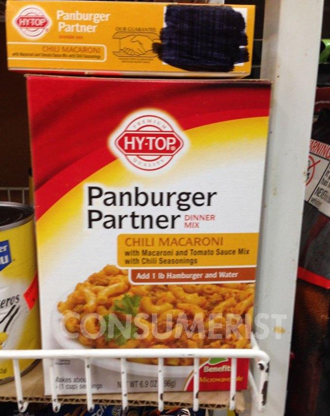 panburger