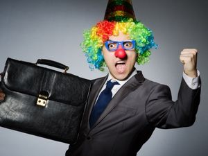 Clown lawyer