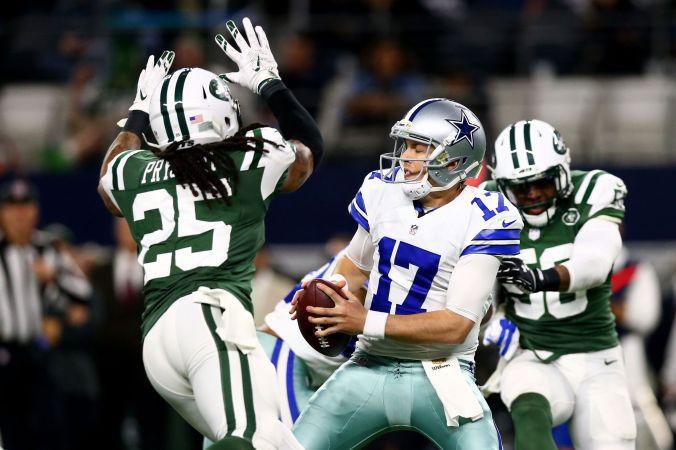 Jets Cowboys