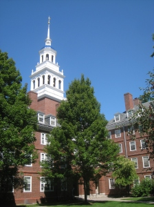 Ah, Lowell House! I lived right under that damn bell tower. Never dreamed that the House Master was a slaveholder....