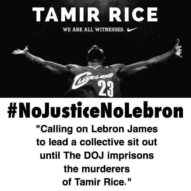 No Justice LeBron