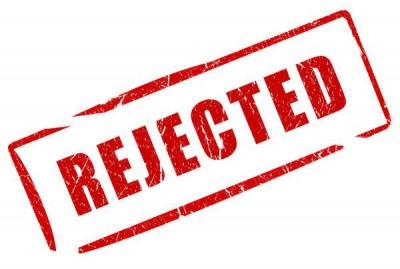 Rose rejected
