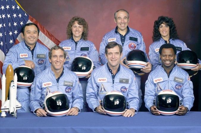 challenger-shuttle-disaster-crew