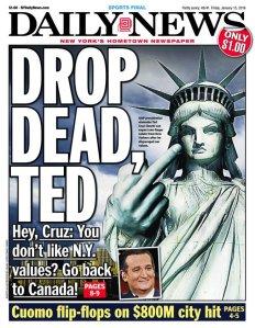 Daily News Cruz