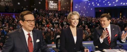 Fox moderators