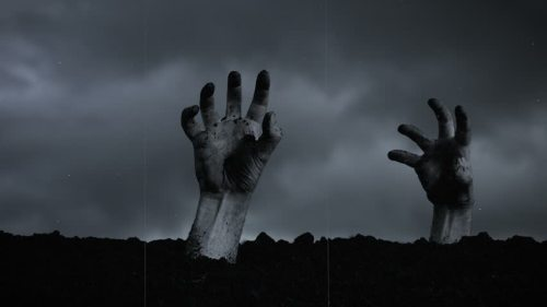 hand rising