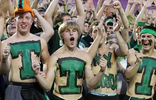 high school fans