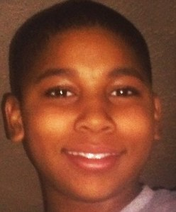 This is not how police saw Tamir Rice before he was shot, but never mind: the points is to horrify the public, not to accurately explain what happened.