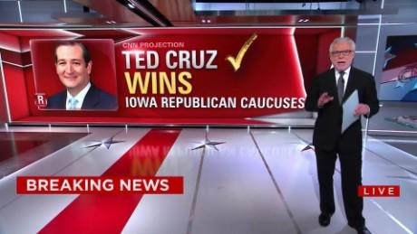 Cruz wins