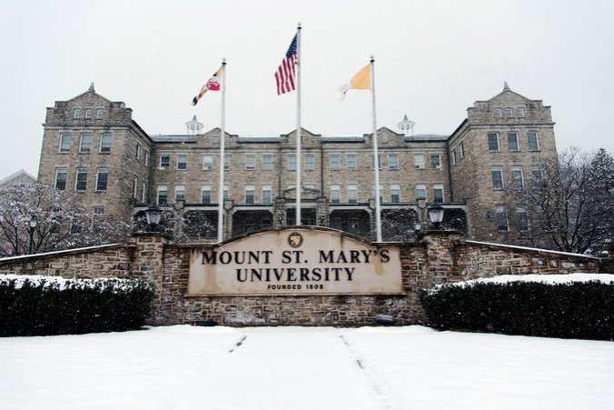 Mt st mary