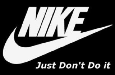 Nike dont