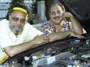"The ""Car Talk"" brothers today, or so we are told."
