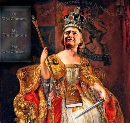 Coronation-of-Queen-Hillary