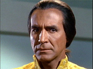 What? They cast a Hispanic actor as Khan instead of a genetically engineered Mongolian actor?