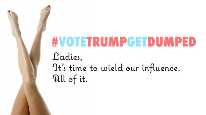 votetrumpgetdumped