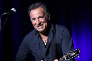 Dear Loyal Fans: I'm mad at your state, so I'll take it out on you. Love, Bruce.